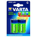 2x AKUMULATOR R14/C VARTA 3000 mAh Ready2Use WaWa!