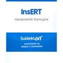 InsERT Субъект GT расширение +3 позиции доставка товаров из Польши и Allegro на русском