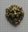 nabijka LEW głowa lwa (2)