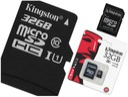 KINGSTON Karta pamięci micro 32GB CL 10 GW45/s UHS