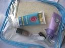 Plażowa-kosmetyczka torebka wodoodporna
