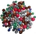GLAS-MIX PERLEN-PERŁKI 4-6 mm 10 g 80-90szt