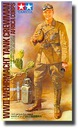 1:16 Figurka Wermacht Tank Crewman TAMIYA 36310