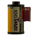 Kodak T-max 100/36 film B&W
