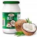 Olej Kokosowy BEZZAPACHOWY Rafinowany 900ml CZYSTY
