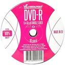 VideoLeader Dwustronna DVD-R 9,4GB x8 sp 10 szt