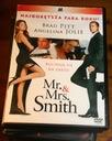 MR I MRS SMITH DVD