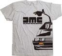DELOREAN, Delorian, DMC T-shirt , koszulka