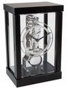 Niemiecki zegar kominkowy 23048-740791szkieletowy