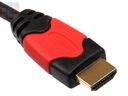Kabel HDMI przewód VEOZ 2160p 3D GOLD HD 1.4 3m