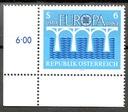 04029 Austria Mi 1772 ** narożnik