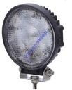 Lampa robocza LED okrągła 15W wodoszczelna 12/24V