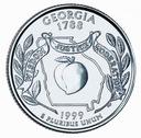 Stany USA - Georgia 1999
