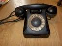 Bakelitowy telefon RWT,na wystrój,do filmu