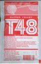 DROŻDŻE gorzelnicze T48 turbo bimber / 10szt.