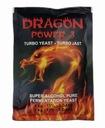 DRAGON POWER 3 drożdże gorzelnicze 17% TURBO T3