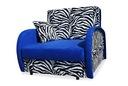 Sofa Zuzia - amerykanka rozkładana, fotel, jedynka