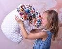 Poduszka SŁOŃ przytulanka dla dzieci różne wzory