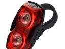 Ekstremalna tylna lampa rowerowa everActive TL-X2
