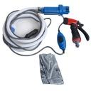 POMPKA DO WODY 12V 16L/min + PISTOLET +KABLE pompa