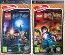 LEGO Harry Potter Lata 1-4 plus 5-7 (PSP)  __ NOWE