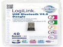 Adapter Bluetooth 4.0 USB Logilink Win10 EDR APTX