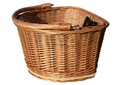 Koszyk wiklinowy na ROWEROWY click rower NOWOŚĆ