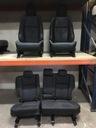 Toyota Rav4 2013-2017 Komplet Foteli Skórzanych