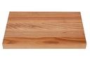 Deska do krojenia, 45x27 cm, drewniana, producent
