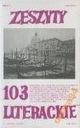 Тетради Литературное 2008/3 103 новая доставка товаров из Польши и Allegro на русском
