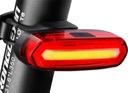 Zestaw Lampka rowerowa Specter KONG przód tył Źródło światła dioda LED