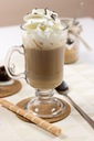 Стакан для кофе, латте IRISH 200 мл  ч. ложки