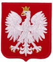 ГЕРБ ПОЛЬСКИЙ НА УНИФОРМЕ орел WZ MON хит ! доставка товаров из Польши и Allegro на русском