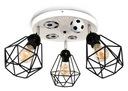 Потолочный светильник MUNDIAL 3 Diamond мочалка можно LED