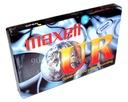 KASETA MAGNETOFONOWA AUDIO MAXELL UR90 90min 10szt