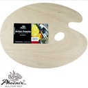 Paleta drewniana Phoenix 20x30cm, grubość 3 mm EAN 6932599367070