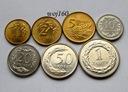 1992 комплект, год выпуска комплект 1 ,2 ,5 ,10 ,20 ,50 гр 1