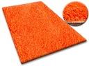 DYWAN SHAGGY 40x90 orange 5cm gładki jednolity