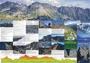 ORLA PERĆ najnowsza i najdokładniejsza mapa szlaku Marka Orla Perć