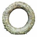 WIANEK ze słomy słomiany średnica 28 cm