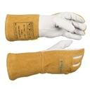 Wytrzymałe rękawice spawalnicze TIG WELDAS 10-1007