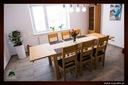 Dębowy stół rozkładany 160/85 dąb natura Kolor blatu Dąb naturalny