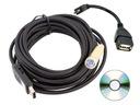 ENDOSKOP KAMERA INSPEKCYJNA USB 5m HD +W +KURIER 0