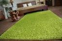 DYWAN SHAGGY 5cm zielony 50x150 jednolity miękki Długość 150 cm