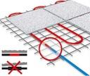 Podlahové vykurovanie - Vykurovacia rohož 7m2 150W / m2 PROMOTION