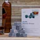 Whisky stones Kamienie lodowe kostki Whiskey Rocks Waga (z opakowaniem) 0.3 kg