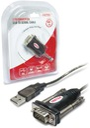 konwerter adapter usb rs232 9pin unitek y-105