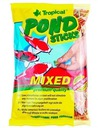 TROPICAL POND STICKS MIXED 1L POKARM STAWOWY OCZKO