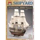 SHIPYARD 67 - Корабль HMS Victory 1:96 доставка товаров из Польши и Allegro на русском