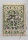 Fi 102B** - I Polska Wystawa Marek w Warszawie